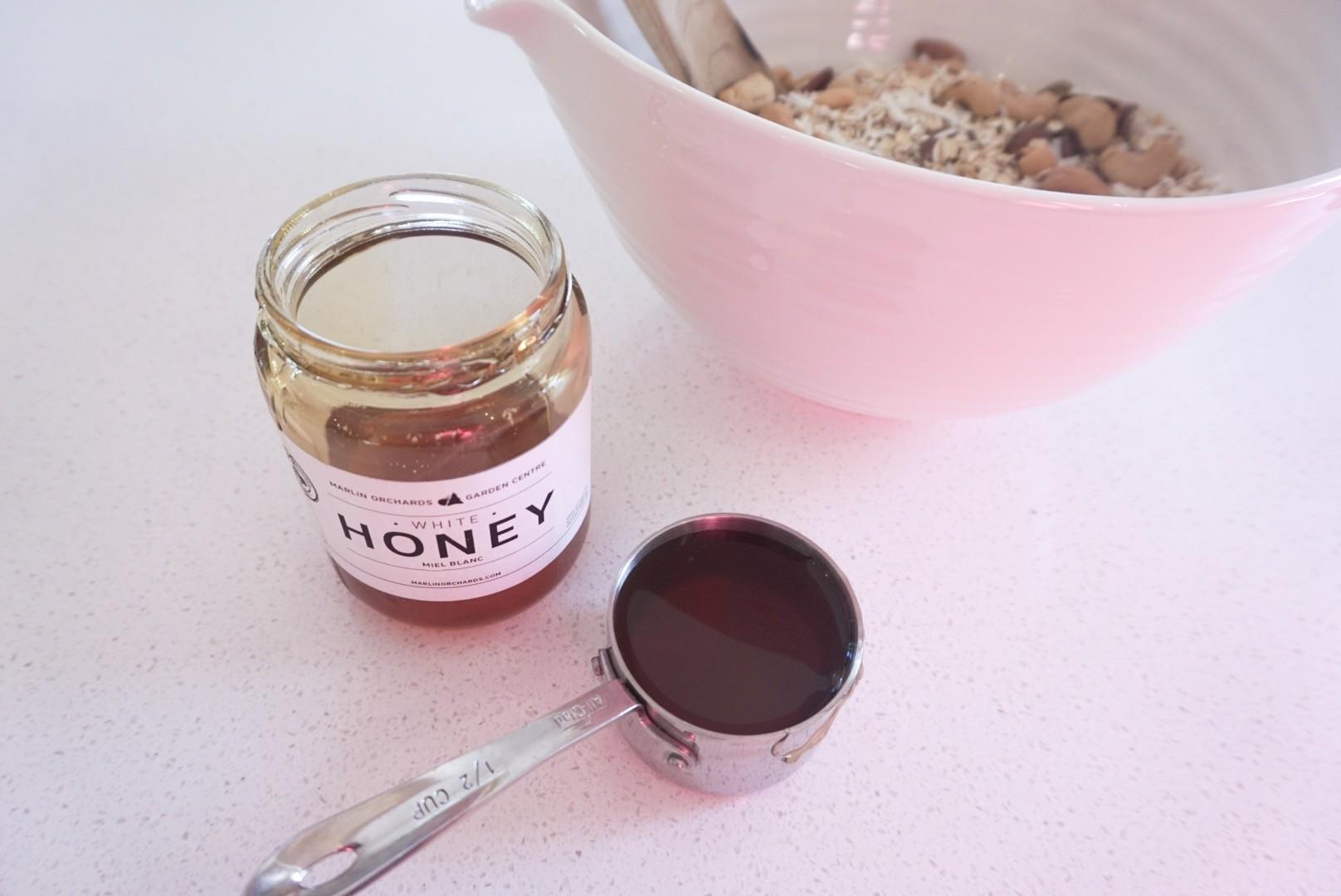 Nutty Honey Granola – marlinorchard com